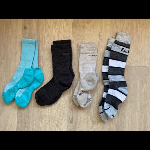 Outdoor socks bundle